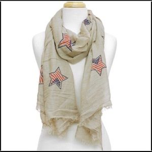 Accessories - 4th of July Scarf